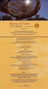Etichetta Roveja Civita di Cascia